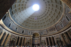 Pantheon. Foto da Wikipedia, Richjheath