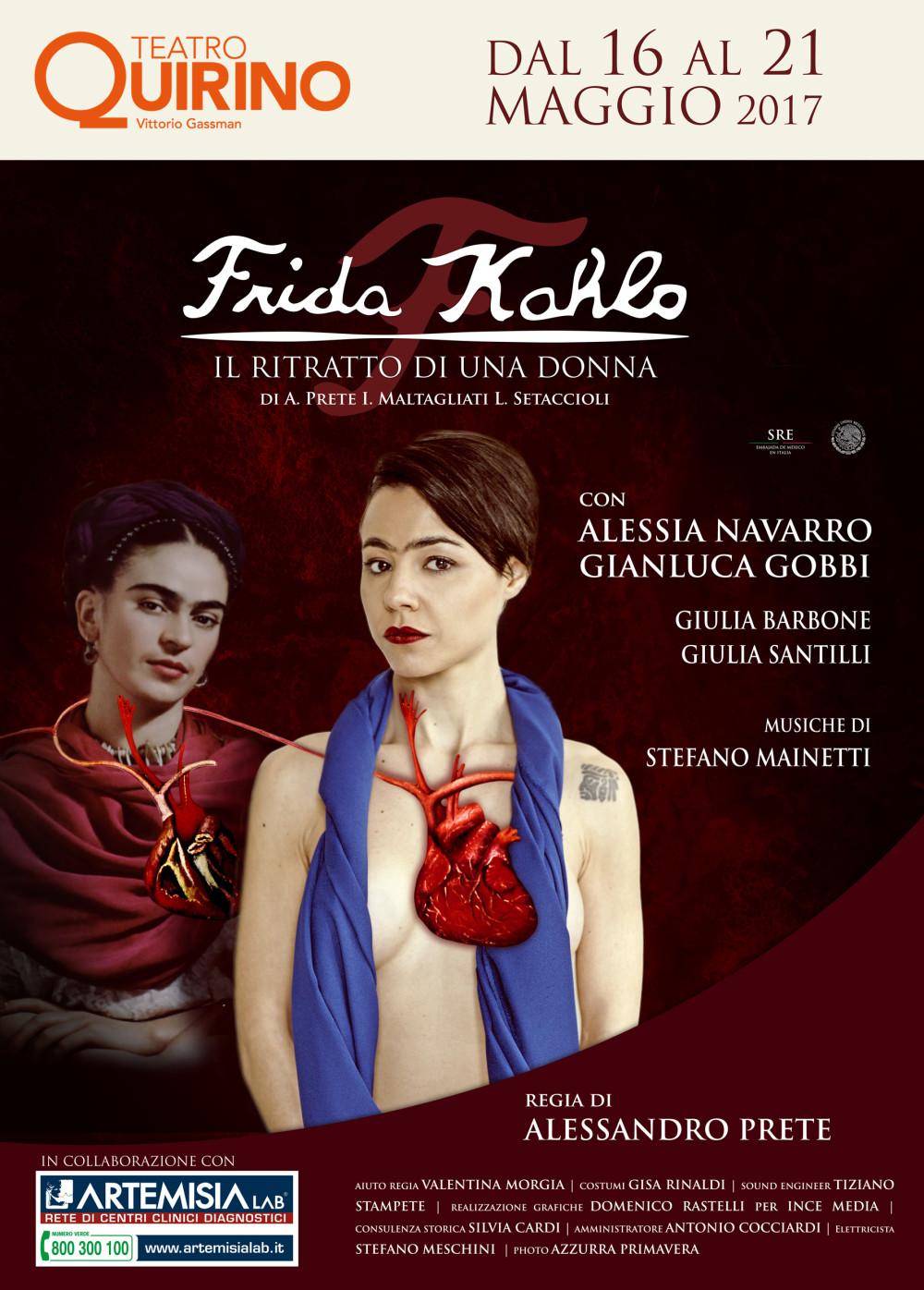 Frida Kahlo: il ritratto di una donna