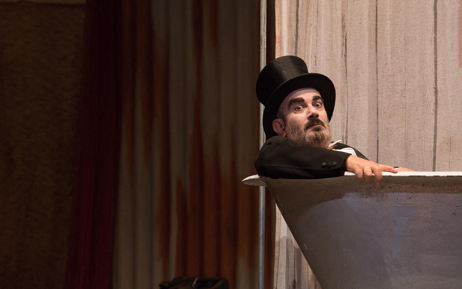 Mr Pùntila e il suo servo Matti